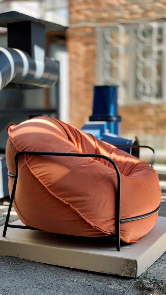 Uni Armchair In Velvet Magic Velvet 2242