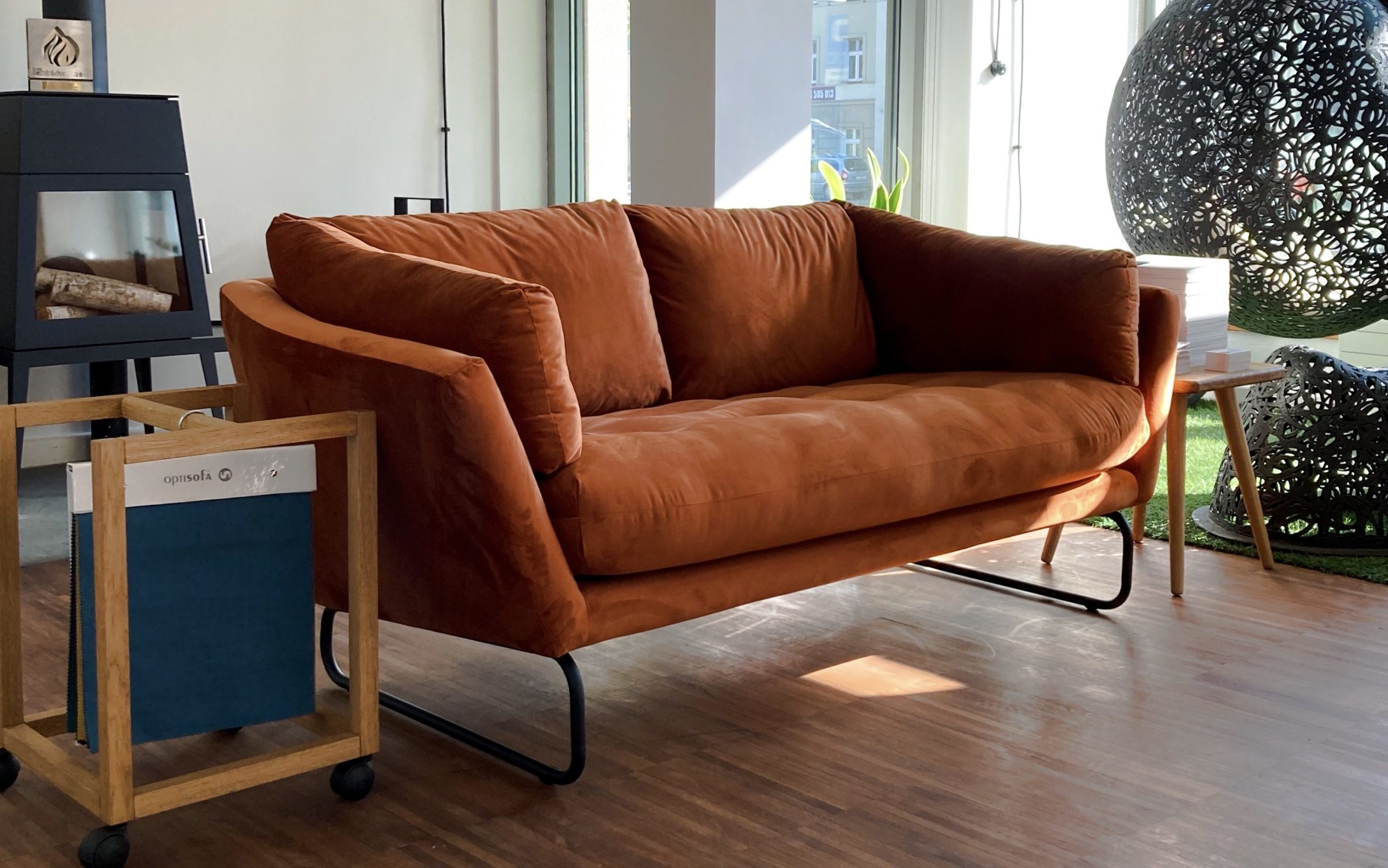 Terakota Opti Sofa